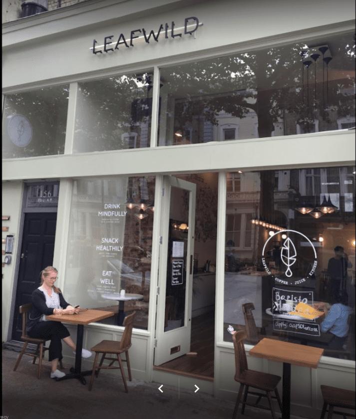 Leafwild Cafe