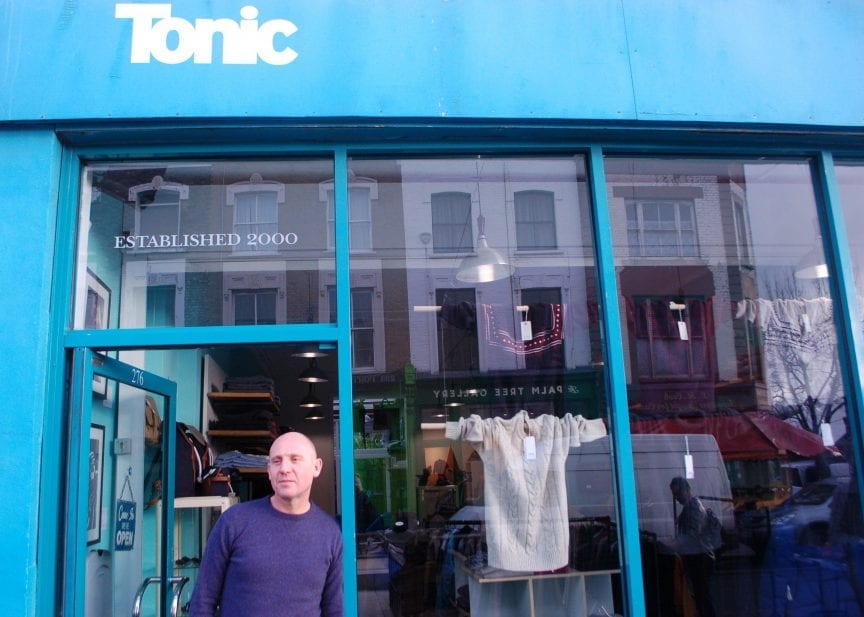 Tonic – Phil Bickley