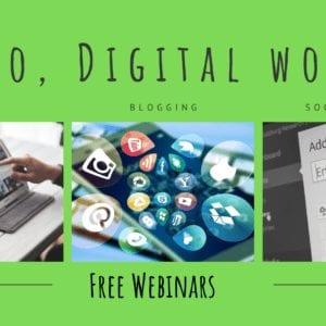 Digital Marketing Webinar