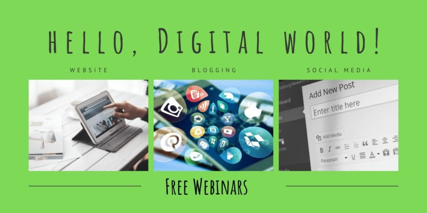 Digital Marketing Webinar